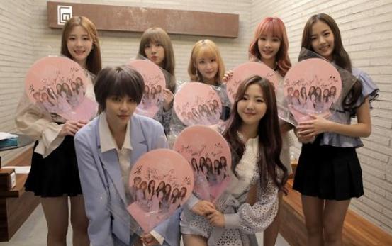 Profil & Fakta K-Pop GWSN (Gongwon Sonyeo/공원소녀)