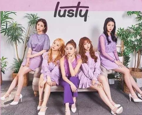 Profil & Fakta K-Pop LUSTY (러스티)