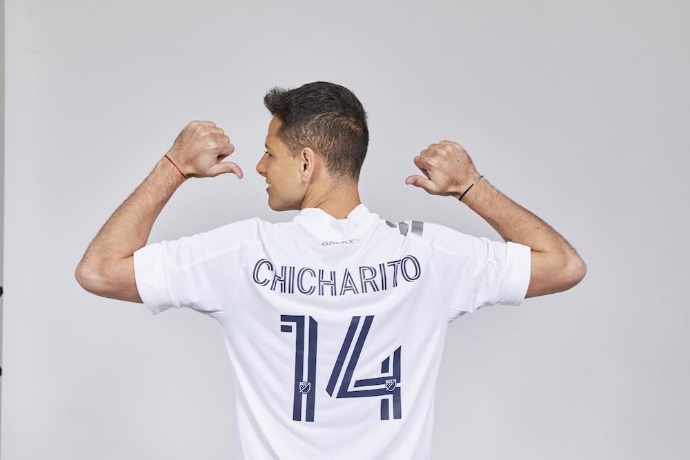 LA Galaxy Pintar Untuk Mengontrak Chicharito
