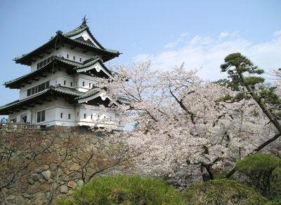 Istana di Jepang yang Tidak Terhitung Jumlahnya