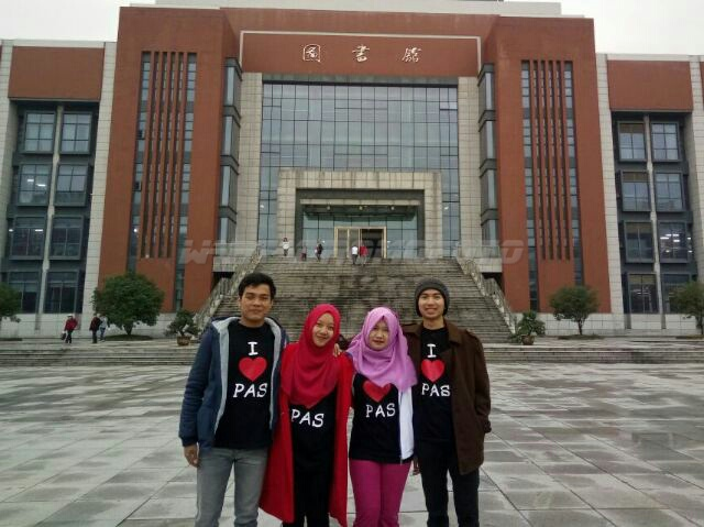 Alasan - Alasan Kuliah di China